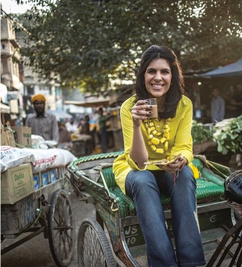 Anjum Anand A Tv Chef A Cookery Writer